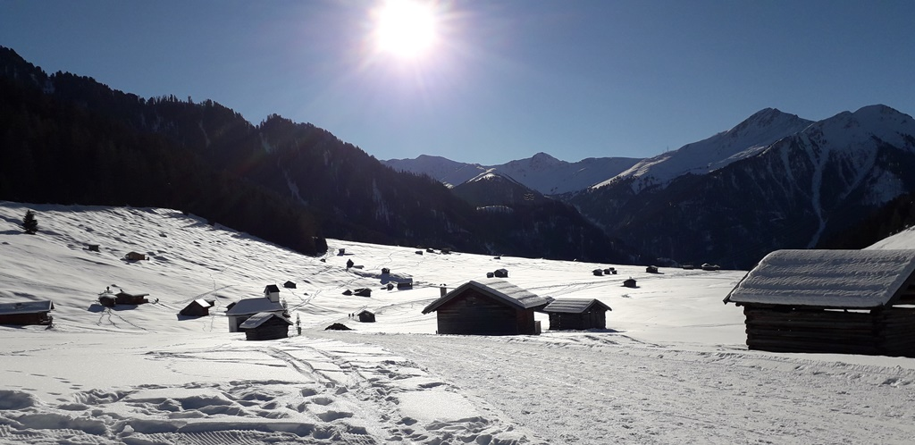 Winterzauber Fendels